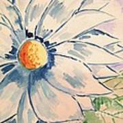 Sky Lillie Art Print