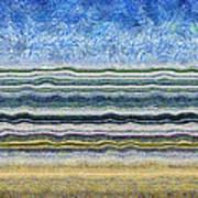 Sky Water Earth 2 Art Print