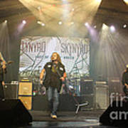 Skynyrd-group-7063 Art Print