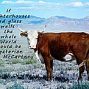Slaughterhouses Art Print