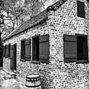 Slave House Art Print by John Rizzuto