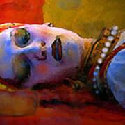 Sleeping Beauty In Waiting Art Print