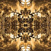 Sleeping Fairies 2 Art Print