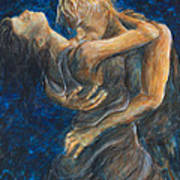 Slow Dancing IIi Art Print