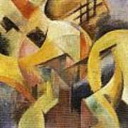 Small Composition 1913 Art Print