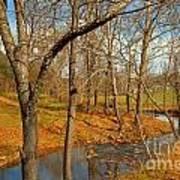 Smith River Virginia Art Print