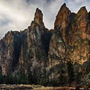 Smith Rock State Park 3 Art Print