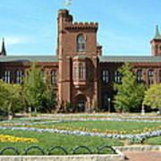 Smithsonian Institute Art Print