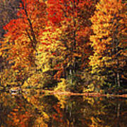 Smoky Mountain Colors - 234 Art Print