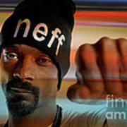 Snoop Lion Art Print