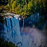 Snoqualmie Falls Art Print