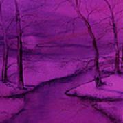 Snowed In IIII Art Print