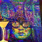 Studio 54 Tribute New York Art Print