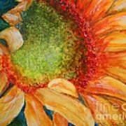 Soaking Up The Sun Art Print by Terri Maddin-Miller