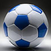 Soccer Ball Art Print