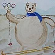 Sochi Art Print