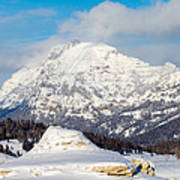 Soda Butte Art Print