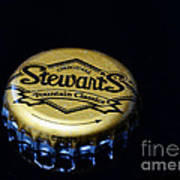 Soda - Stewarts Root Beer Art Print by Paul Ward
