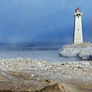 Sodus Point Lighthouse Art Print
