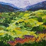 Soft Grass Art Print