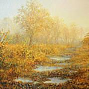 Soft Warmth Art Print by Kiril Stanchev