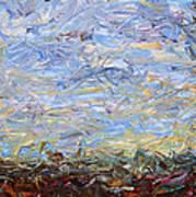 Soil Tumoil 2 Art Print