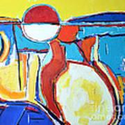Solar Polyphony  Art Print
