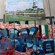 Solidarity With Palestine Art Print