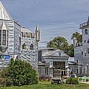 Solomon's Castle Ona Florida Art Print