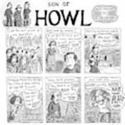 Son Of Howl Art Print