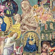 Song Of Angels II Art Print