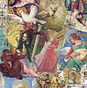 Song Of Angels Art Print
