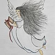 Songs Of Angels Art Print