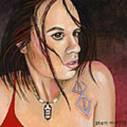 Sonja #2 Art Print