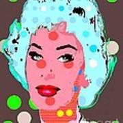 Sophia Loren Art Print by Ricky Sencion