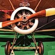 Sopwith Camel Airplane Art Print