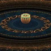 Sorcerer's Wheel Art Print