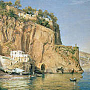 Sorrento Art Print by Emanuel Stockler
