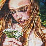 Soul Blossoms Art Print