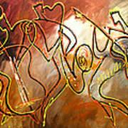 Soul Jazz 2 Art Print
