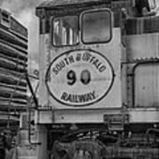 South Buffalo Railway  7d06191b Art Print