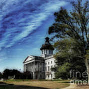 South Carolina State House Art Print