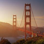 South Golden Gate. Art Print