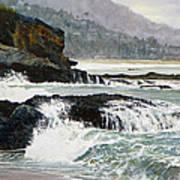 South Laguna Art Print