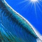 South Pacific Gem Art Print