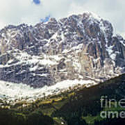 South Tyrol Art Print