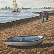 Southampton Weston Shore Art Print
