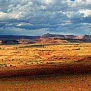 Southeastern Utah Desert Panoramic Art Print