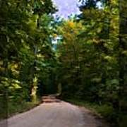 Southern Missouri Country Road I Art Print