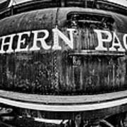 Southern Pacific Art Print